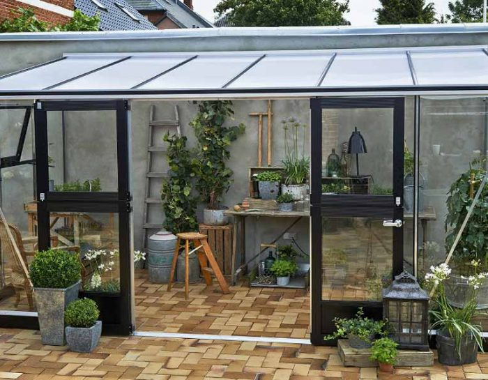 What you get from Lean-to Greenhouses