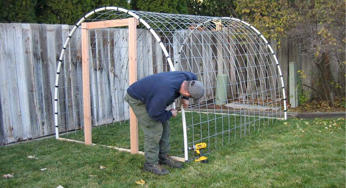Planning a Greenhouse for Free