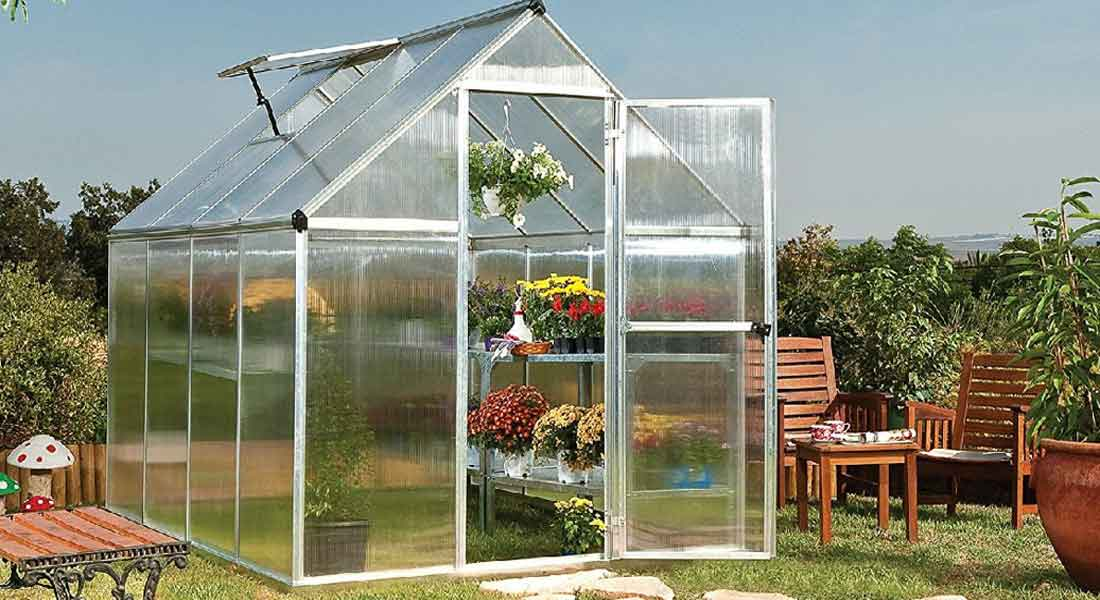 Greenhouses on the Move