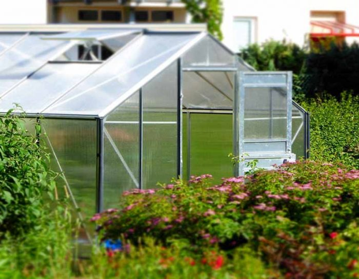 Greenhouse Ideal for Small Areas
